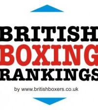 British boxing ranking