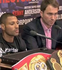 kell brook eddie hearn hull