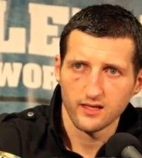 carl froch glen johnson