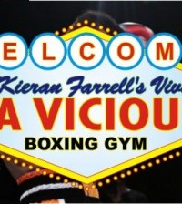 kieran farrell boxing gym