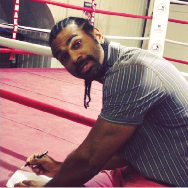 david haye signs to fight tyson fury