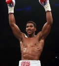 Boxing - Heavyweight Contest - Anthony Joshua v Emanuele Leo - O2 Arena