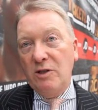 frank warren ifilm london ifl tv