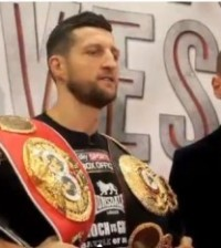 froch-groves head to head