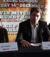 press conference boxing