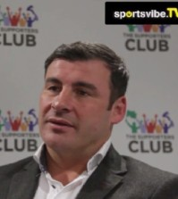 joe calzaghe interview sportsvibe