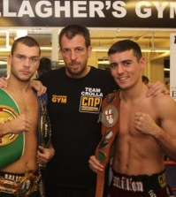 john murray-joe gallagher-anthony crolla