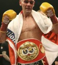 Stuart Hall IBF champion