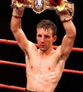 LEE HASKINS lonsdale belt