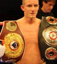 paul butler champion boxer BB