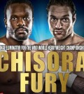 fury chisora off