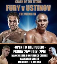 fury v ustinov poster
