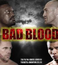 Bad blood boxing