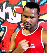 blaze heavyweight boxer
