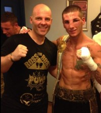 ross the boss burkinshaw commonwealth champion