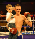 Kevin Satchell with son Alfie
