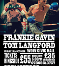 Frankie Gavin, Tommy Langford Poster