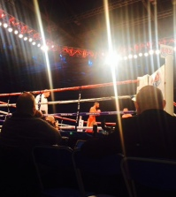 Excel arena boxing