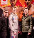 Black Flash Promo Presser Pics Jan 15 Manchester Boxers