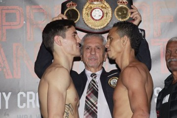 CROLLA PREREZ II WEIGH IN