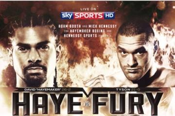 tyson fury vs david haye 2016