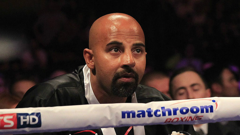 Dave Coldwell Boxrec