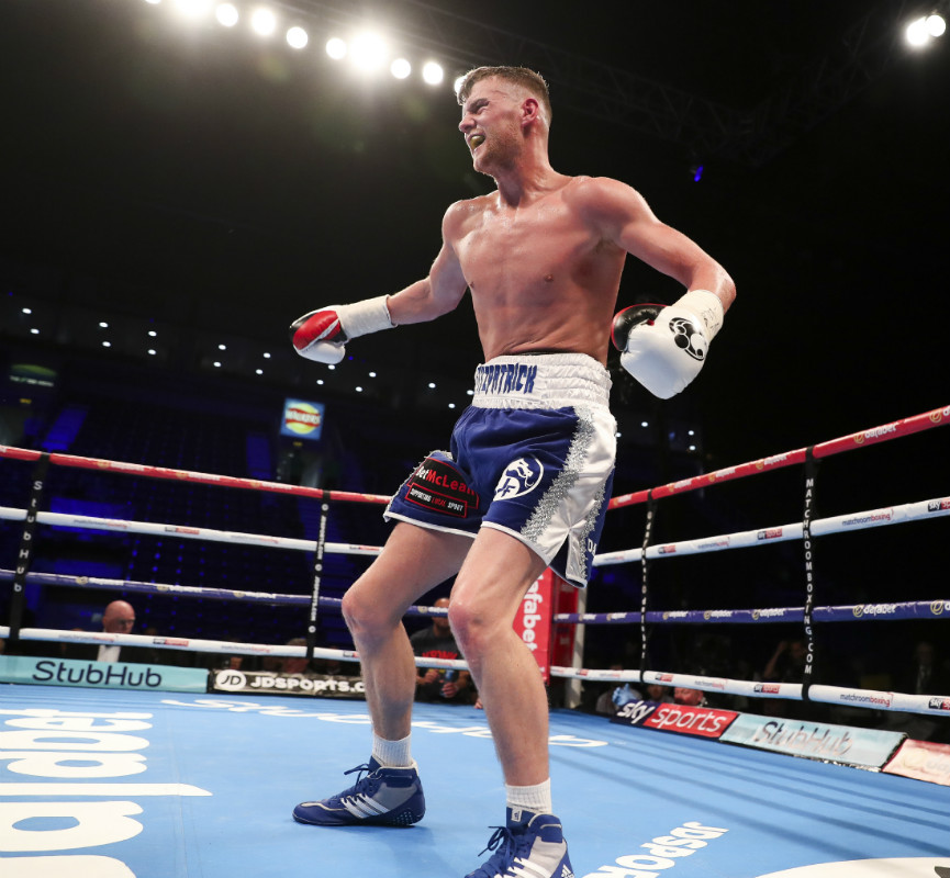 British Boxing BBTV