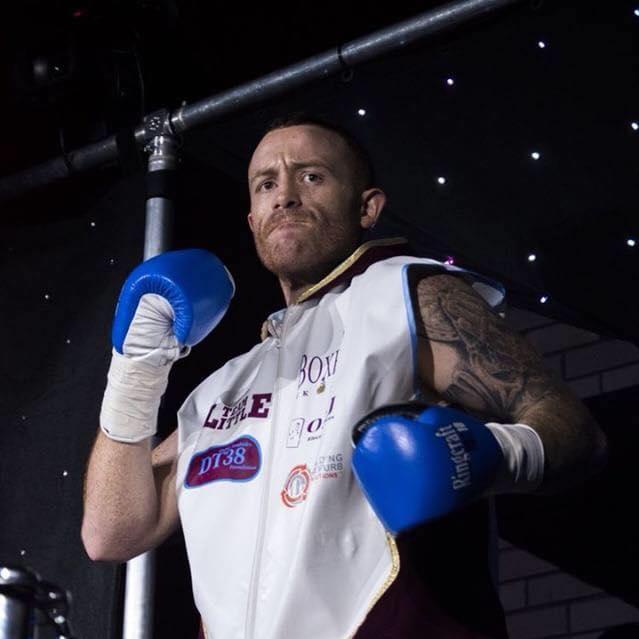 Romford's Unbeaten Cruiserweight Back Out On